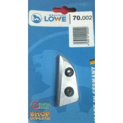 LOWE REPLACEMENT BLADE ALUMINIUM BLISTER