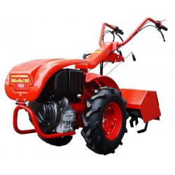MAB WALKING TRACTOR 210 WITH LOMBARDINI ENGINE HP. 10 HP CUTTER CM. 90