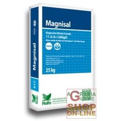 MAGNITOP MAGNISAL MAGNESIUM NITRATE KG. 25*the folio*gols