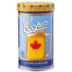 MALTO PER BIRRA COOPERS CANADIAN BLONDE