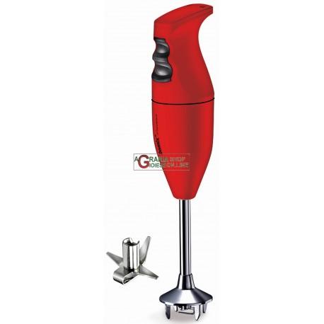 Acquista bamix cassic rosso frullatore mixer ad - Frullatore piccolo ...