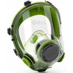 GAS-MASK FACIAL WITH EYE PROTECTION SCREEN POLYCARBONATE BLS 5700